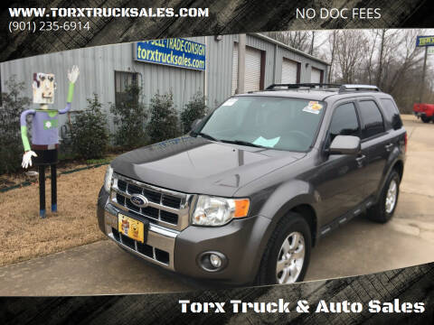 2010 Ford Escape for sale at Torx Truck & Auto Sales in Eads TN