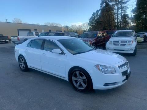 2011 Chevrolet Malibu for sale at EMH Imports LLC in Monroe NC