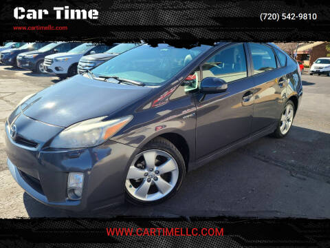 2010 Toyota Prius for sale at Car Time in Denver CO