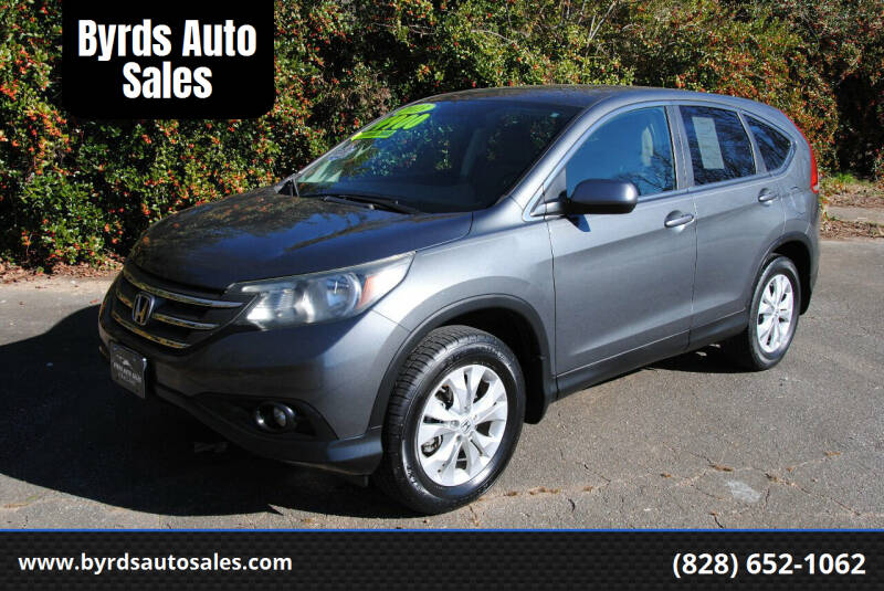 2013 Honda CR-V for sale at Byrds Auto Sales in Marion NC