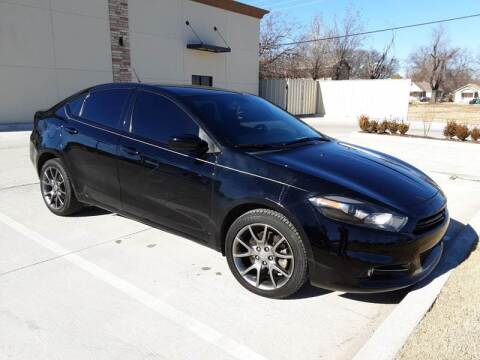 2014 Dodge Dart for sale at Red Rock Auto LLC in Oklahoma City OK