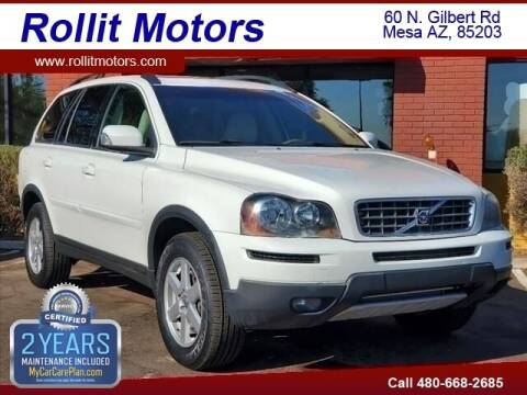 2007 Volvo XC90 for sale at Rollit Motors in Mesa AZ