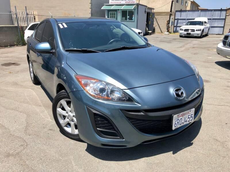 2011 Mazda MAZDA3 for sale at TMT Motors in San Diego CA