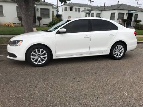 2012 Volkswagen Jetta for sale at CALIFORNIA AUTO GROUP in San Diego CA