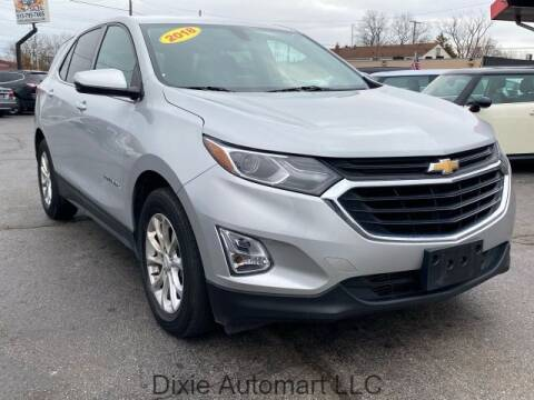 2018 Chevrolet Equinox for sale at Dixie Automart LLC in Hamilton OH