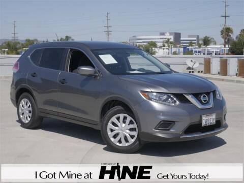 2016 Nissan Rogue for sale at John Hine Temecula in Temecula CA