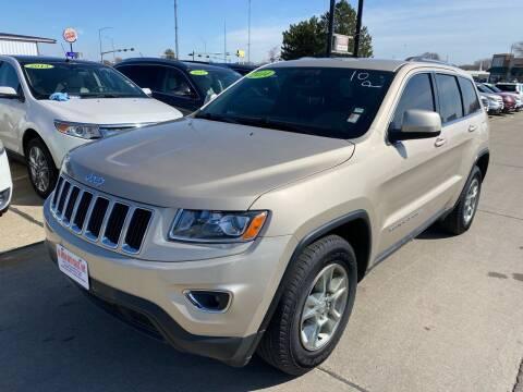 2014 Jeep Grand Cherokee for sale at De Anda Auto Sales in South Sioux City NE