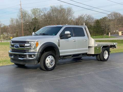 2017 Ford F-550 Super Duty for sale at Jackson Automotive LLC in Glasgow KY
