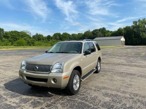 2004 Mercury Mountaineer for sale at Caruzin Motors in Flint MI