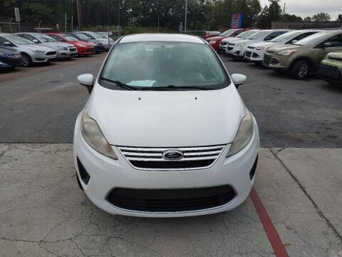 2011 Ford Fiesta for sale at Adonai Auto Broker in Marietta GA