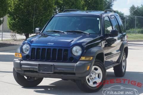 2007 Jeep Liberty for sale at Prestige Trade Inc in Philadelphia PA