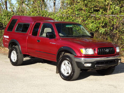 2002 Toyota Tacoma for sale at Kaners Motor Sales in Huntingdon Valley PA