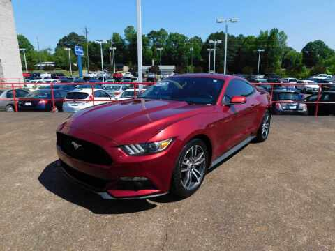 2016 Ford Mustang for sale at Paniagua Auto Mall in Dalton GA