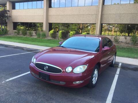 2005 Buick LaCrosse for sale at QUEST MOTORS in Englewood CO