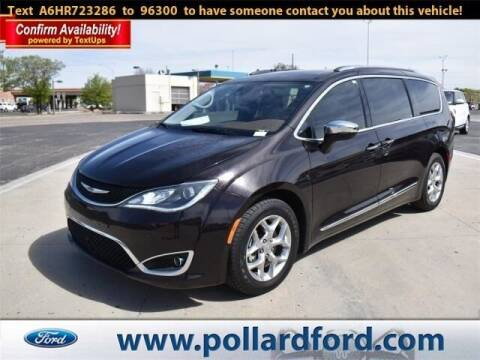 2017 Chrysler Pacifica for sale at South Plains Autoplex by RANDY BUCHANAN in Lubbock TX