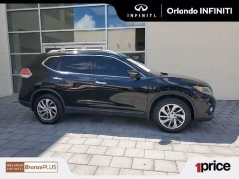 2014 Nissan Rogue for sale at Orlando Infiniti in Orlando FL