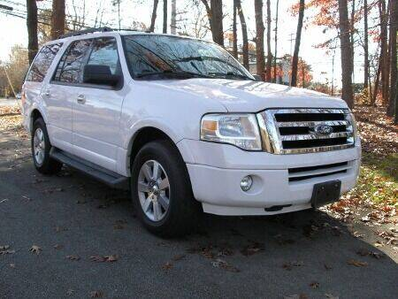 2010 Ford Expedition for sale at RICH AUTOMOTIVE Inc in High Point NC