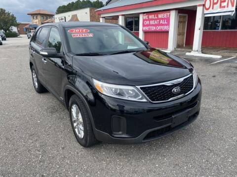 2014 Kia Sorento for sale at Sell Your Car Today in Fayetteville NC