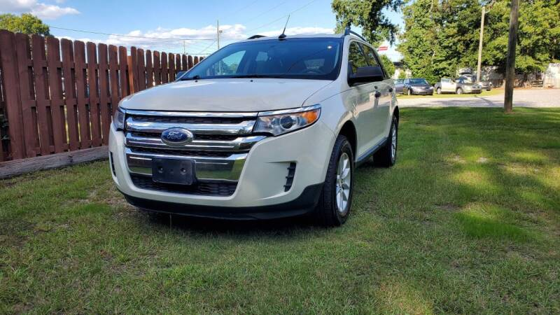 2013 Ford Edge for sale at Joye & Company INC, in Augusta GA