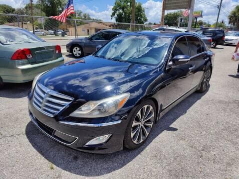 2012 Hyundai Genesis for sale at Advance Import in Tampa FL
