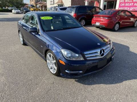 2012 Mercedes-Benz C-Class for sale at Sell Your Car Today in Fayetteville NC