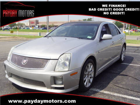 2006 Cadillac STS-V for sale at Payday Motors in Wichita KS