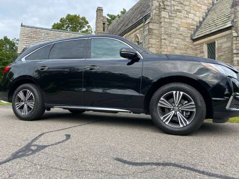 2018 Acura MDX for sale at Reynolds Auto Sales in Wakefield MA