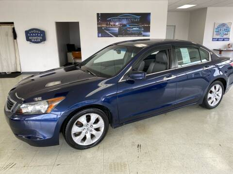 2008 Honda Accord for sale at Used Car Outlet in Bloomington IL