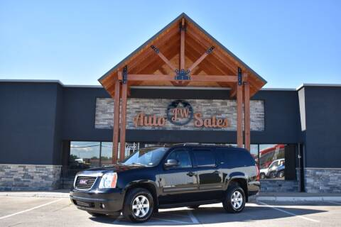 2012 GMC Yukon XL for sale at JW Auto Sales LLC in Harrisonburg VA