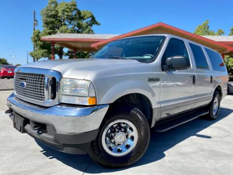 2003 Ford Excursion for sale at ALIC MOTORS in Boise ID