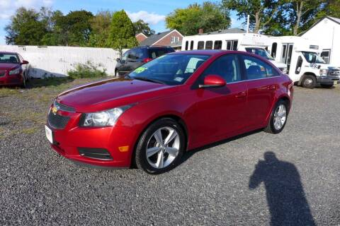 2014 Chevrolet Cruze for sale at FBN Auto Sales & Service in Highland Park NJ