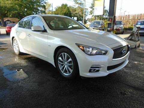 2017 Infiniti Q50 for sale at AutoStar Norcross in Norcross GA
