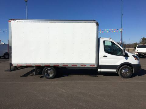 2015 Ford Transit Chassis Cab for sale at TJ's Auto in Wisconsin Rapids WI