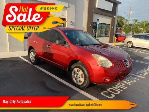2010 Nissan Rogue for sale at Bay City Autosales in Tampa FL