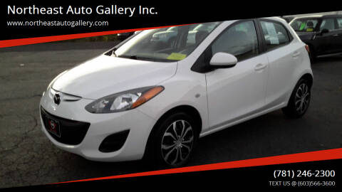 2014 Mazda MAZDA2 for sale at Northeast Auto Gallery Inc. in Wakefield Ma MA