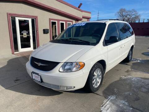 2003 Chrysler Town and Country for sale at Sexton's Car Collection Inc in Idaho Falls ID
