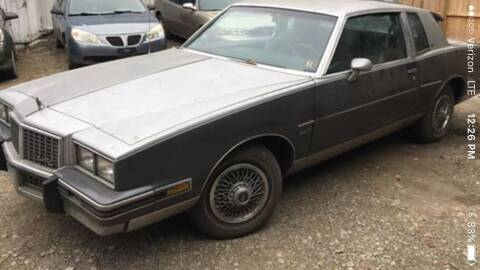 1985 Pontiac Grand Prix for sale at Keith's Cars LLC in New Philadelphia OH