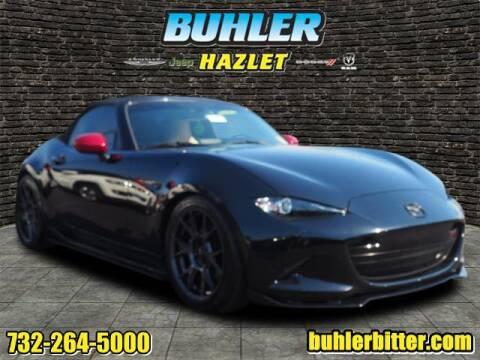 2016 Mazda MX-5 Miata for sale at Buhler and Bitter Chrysler Jeep in Hazlet NJ