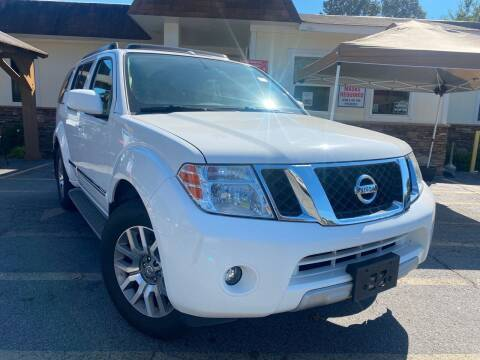 2012 Nissan Pathfinder for sale at Hola Auto Sales Doraville in Doraville GA