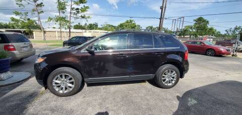 2013 Ford Edge for sale at Bill Bailey's Affordable Auto Sales in Lake Charles LA