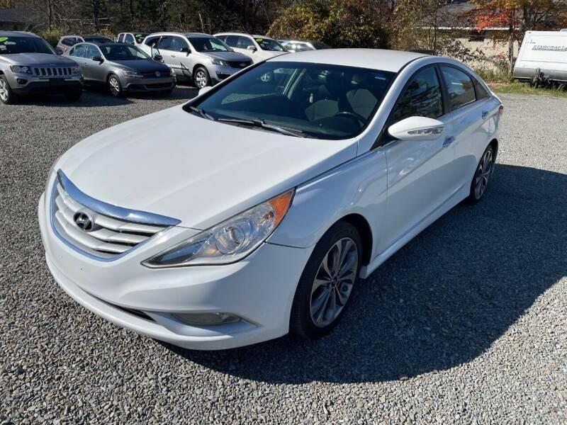 2014 Hyundai Sonata for sale at Auto4sale Inc in Mount Pocono PA