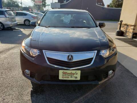 2013 Acura TSX for sale at Marley's Auto Sales in Pasadena MD