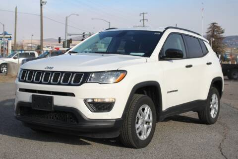 2018 Jeep Compass for sale at Motor City Idaho in Pocatello ID