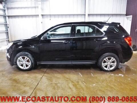 2015 Chevrolet Equinox for sale at East Coast Auto Source Inc. in Bedford VA