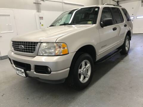 2004 Ford Explorer for sale at TOWNE AUTO BROKERS in Virginia Beach VA