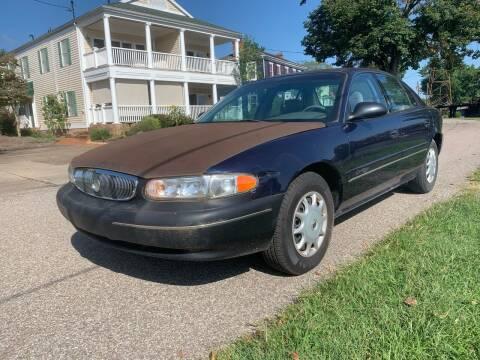 1998 Buick Century for sale at PUTNAM AUTO SALES INC in Marietta OH