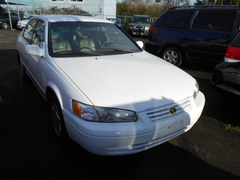 1999 Toyota Camry for sale at Family Auto Network in Portland OR