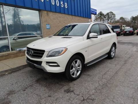 2012 Mercedes-Benz M-Class for sale at Southern Auto Solutions - 1st Choice Autos in Marietta GA