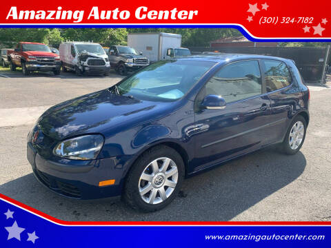 2008 Volkswagen Rabbit for sale at Amazing Auto Center in Capitol Heights MD