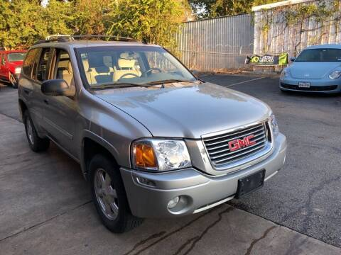 2007 GMC Envoy for sale at 4 Girls Auto Sales in Houston TX